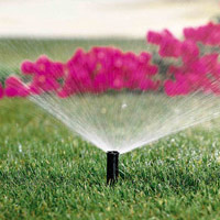Lawn Irrigation and Sprinklers